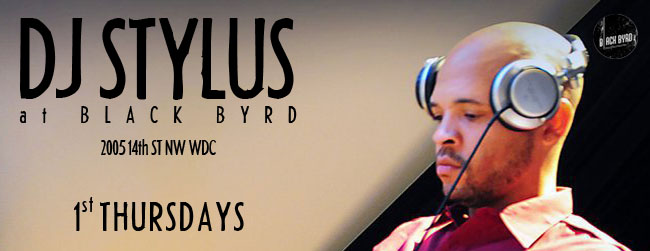 DJ Stylus at Blackbyrd Warehouse - 1st Thursdays