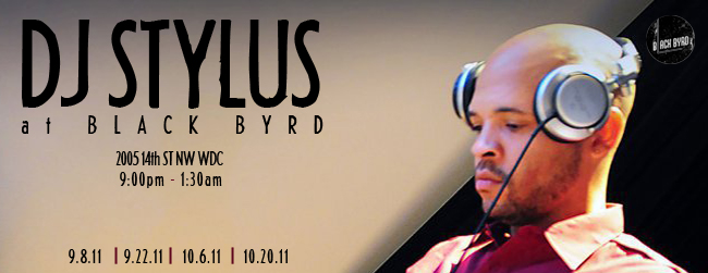 DJ Stylus at Blackbyrd Warehouse