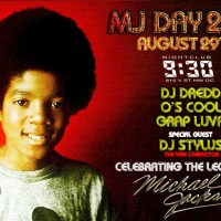 MJ Day 2014 – 5th Annual Michael Jackson Dance Party