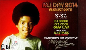 MJ Day 2014 - 5th Annual Michael Jackson Dance Party