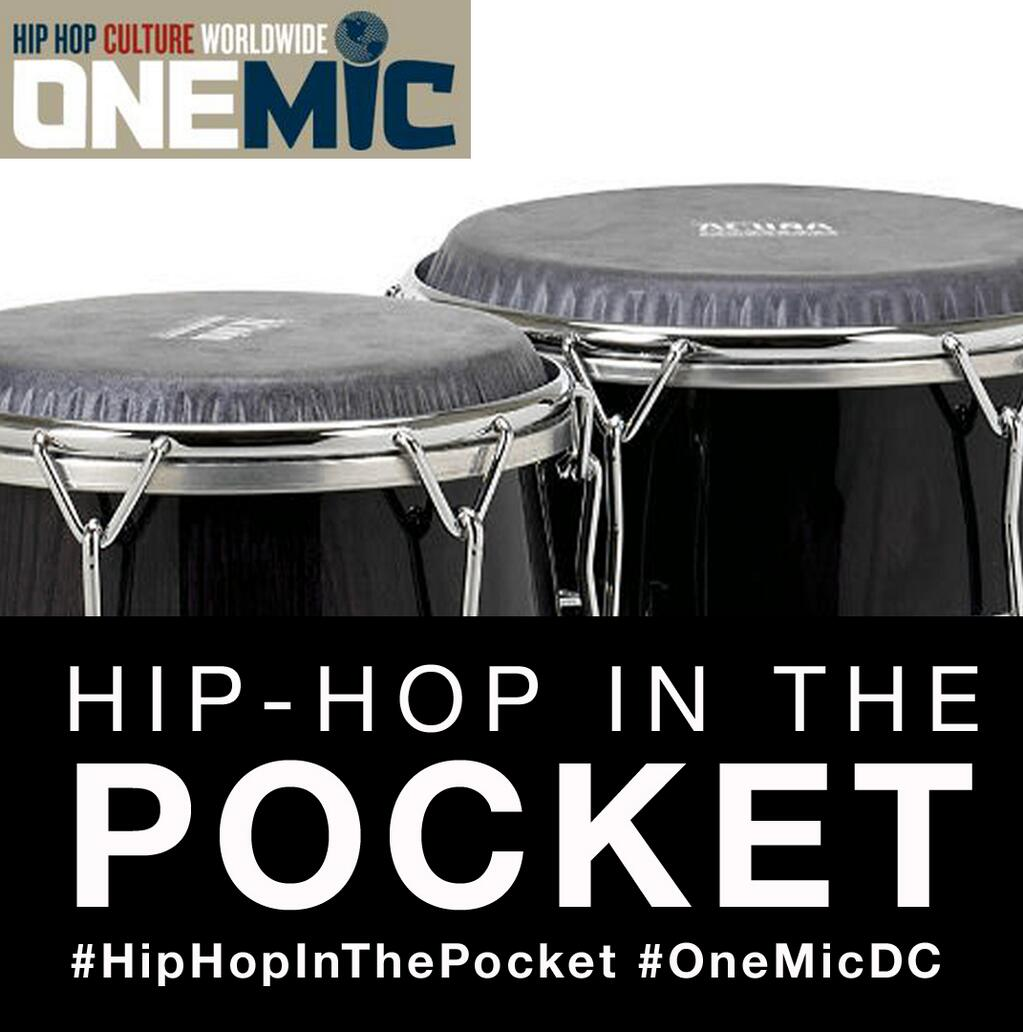 One Mic: Hip-Hop In The Pocket