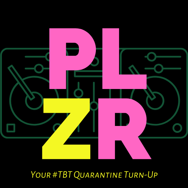 The Party Line in the Zoom Room: A TBT Throwback Quarantine Party