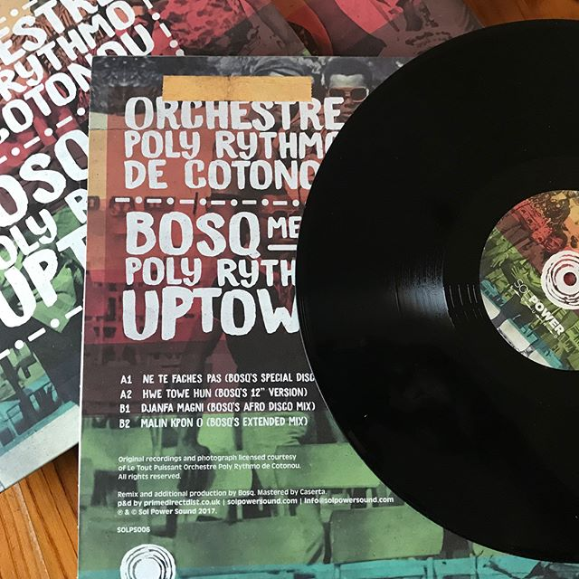 Sol Power Sound: Bosq Meets Poly Rythmo Uptown