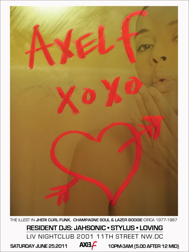 Axel F #6