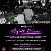 Axel F: Night Fever, Sat. 5/6