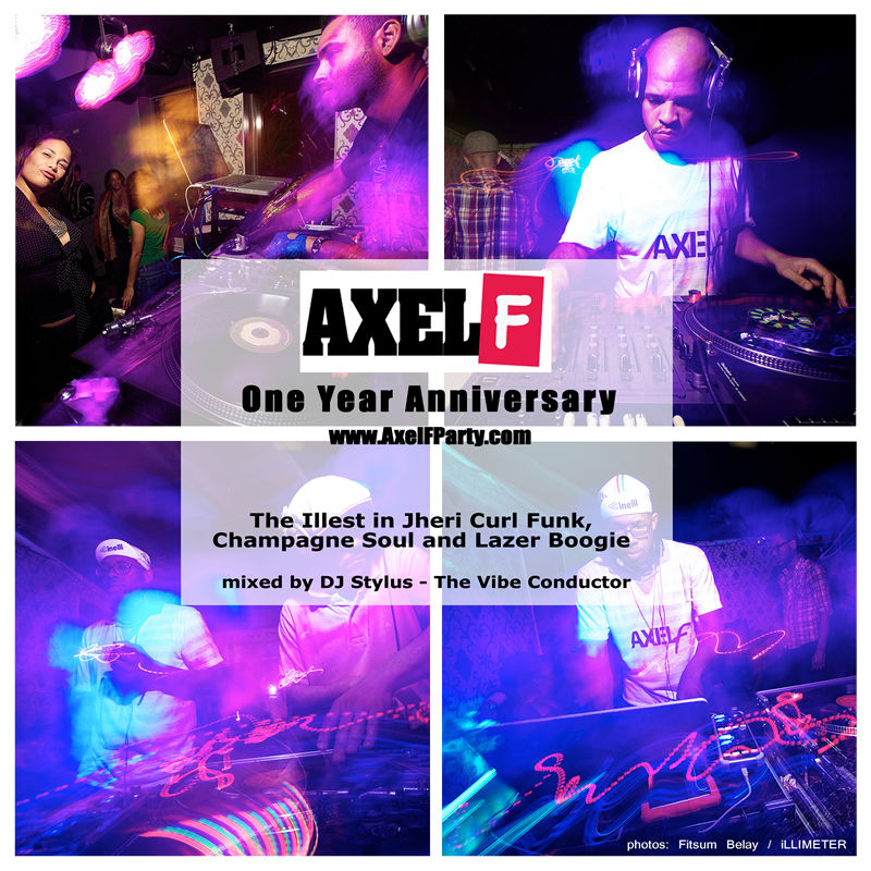 The Axel F One Year Anniversary Mix | DJ Stylus