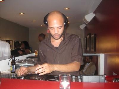 DJ Stylus at Vegetate