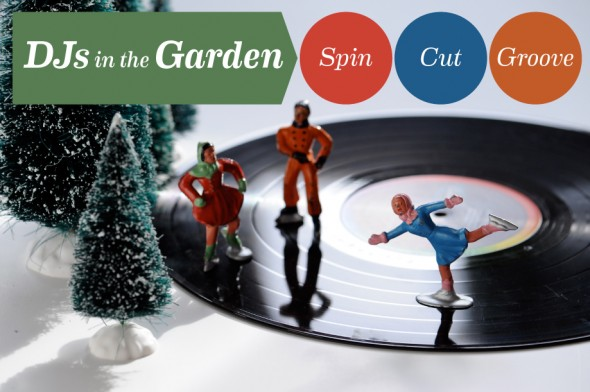 DJs In The Garden