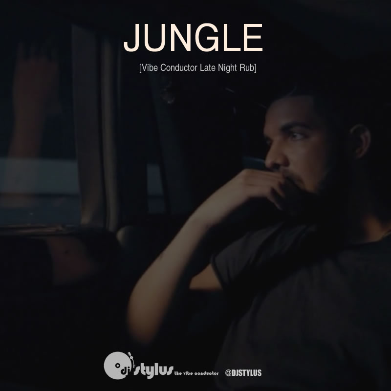 Drake - Jungle (Vibe Conductor Late Night Rub)
