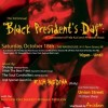 3rd Annual Black President's Day