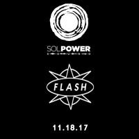 Sol Power at Flash Bar, Sat. 11/18