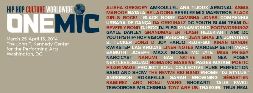 One Mic Festival 2014
