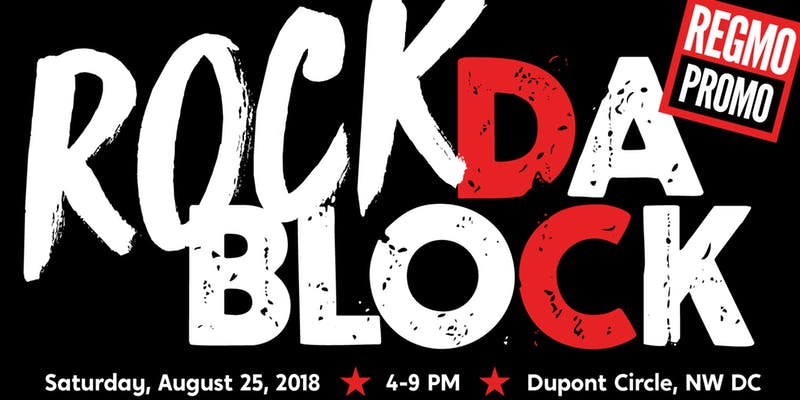Rock Da Block Bar Crawl, Sat. 8/25