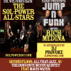 Sol Power vs. Jump N Funk at Eighteenth Street Lounge, Sat. 10/6/12