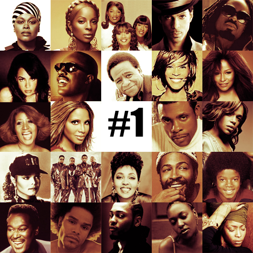 SoulBounce Top 100 Soul/R&B Songs