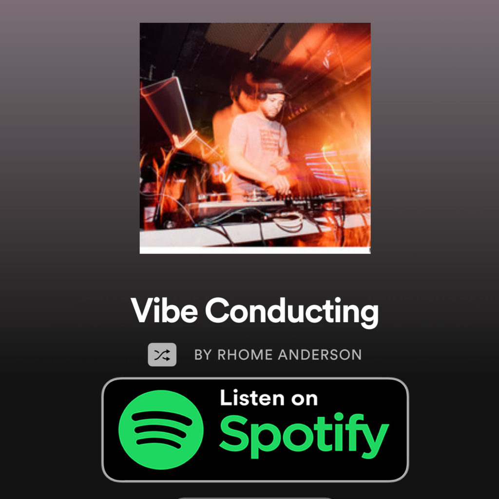Vibe Conducting - A DJ Stylus playlist on Spotify