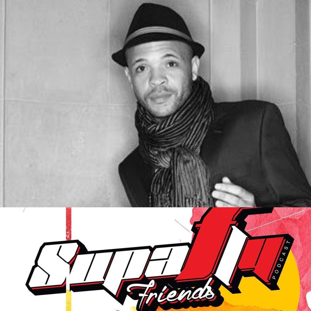 DJ Stylus on the Supa Fly Friends Podcast