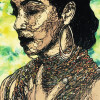 The Listening Party vol. 3 - Freedom (art: Sade II - by Darius Quarles)