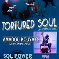 Tortured Soul returns to DC, Thurs. 7/7