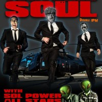 A Tortured Soul and Sol Power Halloween Eve, Thurs. 10/30