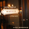 DJ Stylus - Tuesday Night at Marvin: a Refuge special