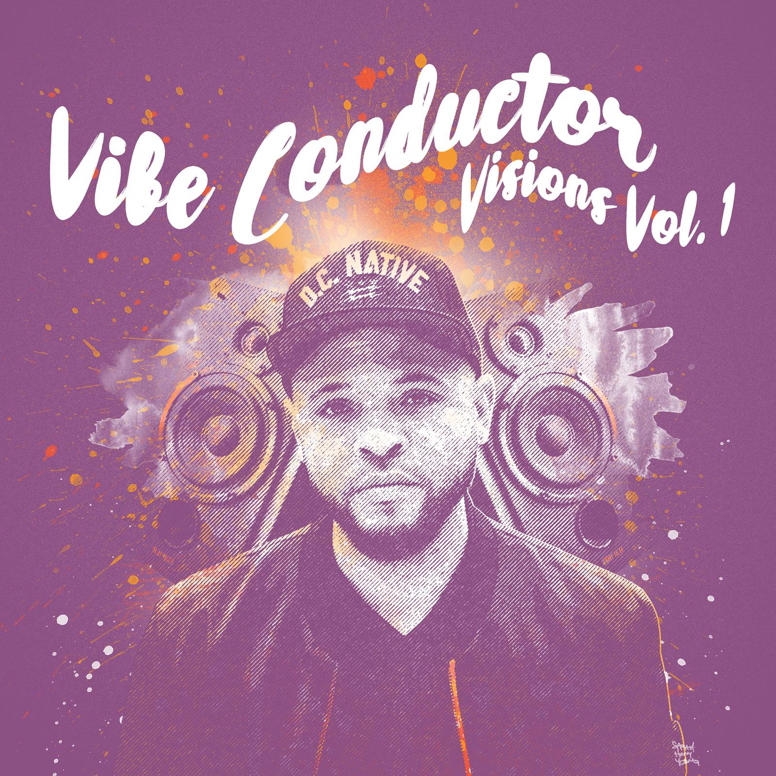 DJ Stylus - Vibe Conductor Visions Vol. 1