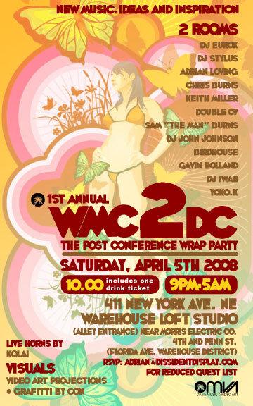 DJ Stylus @ WMC 2 DC