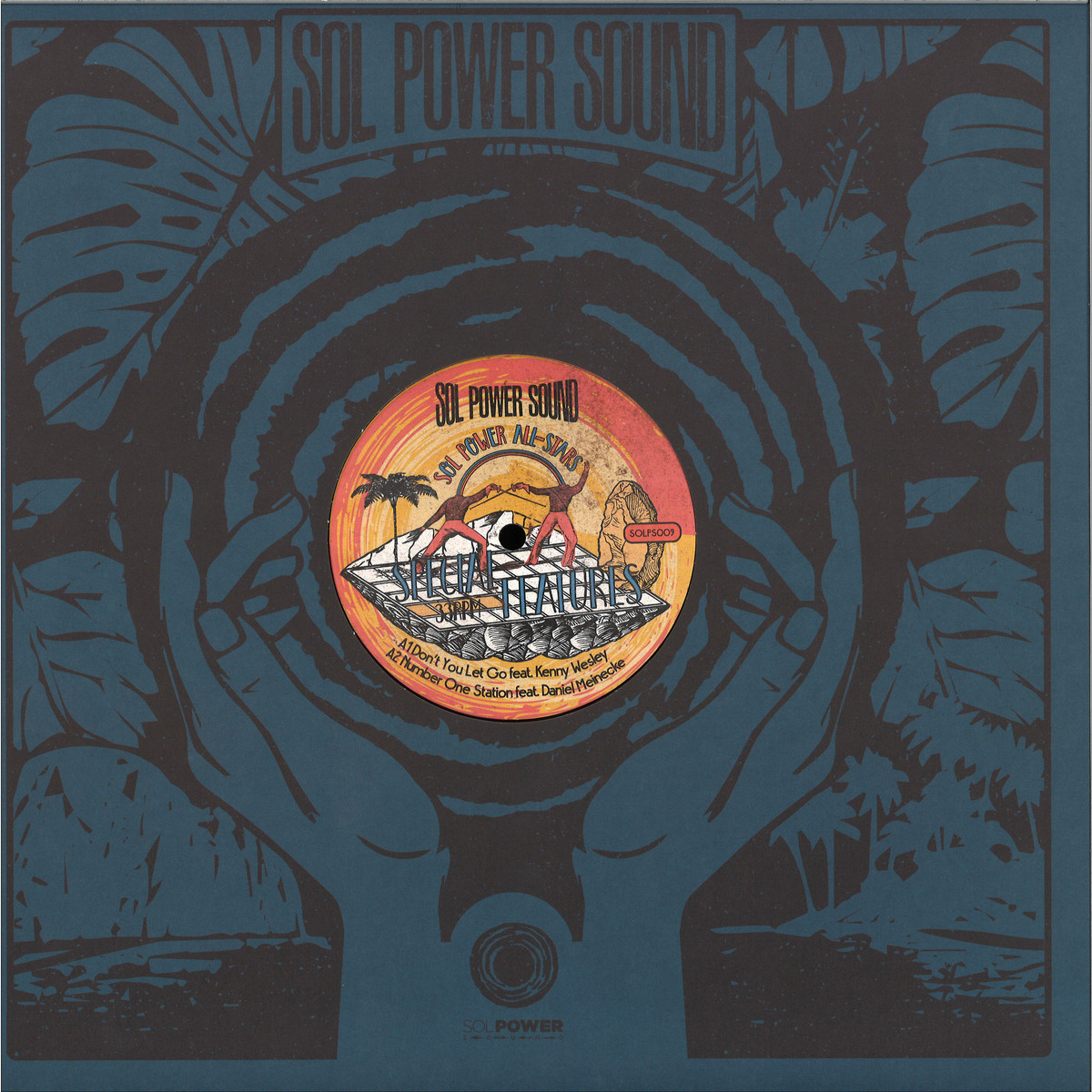 Sol Power All-Stars - Special Features EP