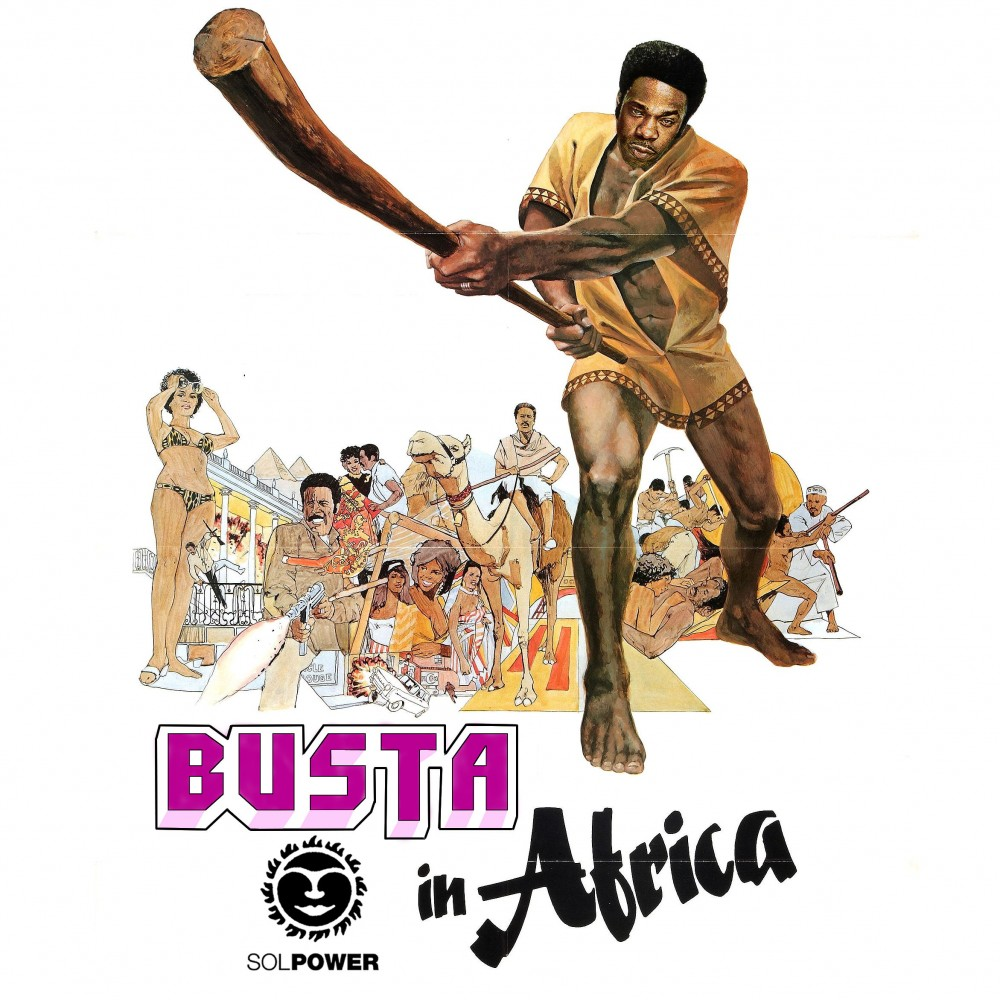 """Busta Rhymes - """"Get Down"""" (DJ Stylus Sol Power Mix)"""