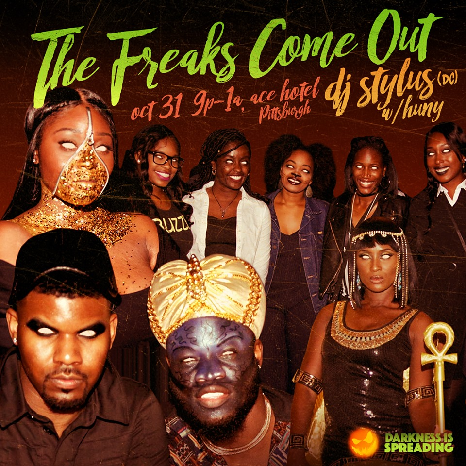 The Freaks Come Out: Ace Hotel Halloween Lobby Jam