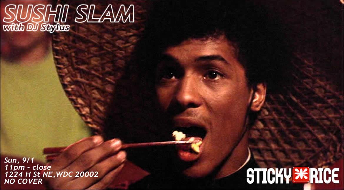 DJ Stylus at Sticky Rice