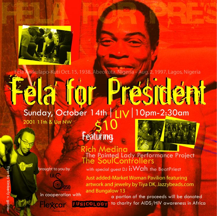 Black President's Day 2007