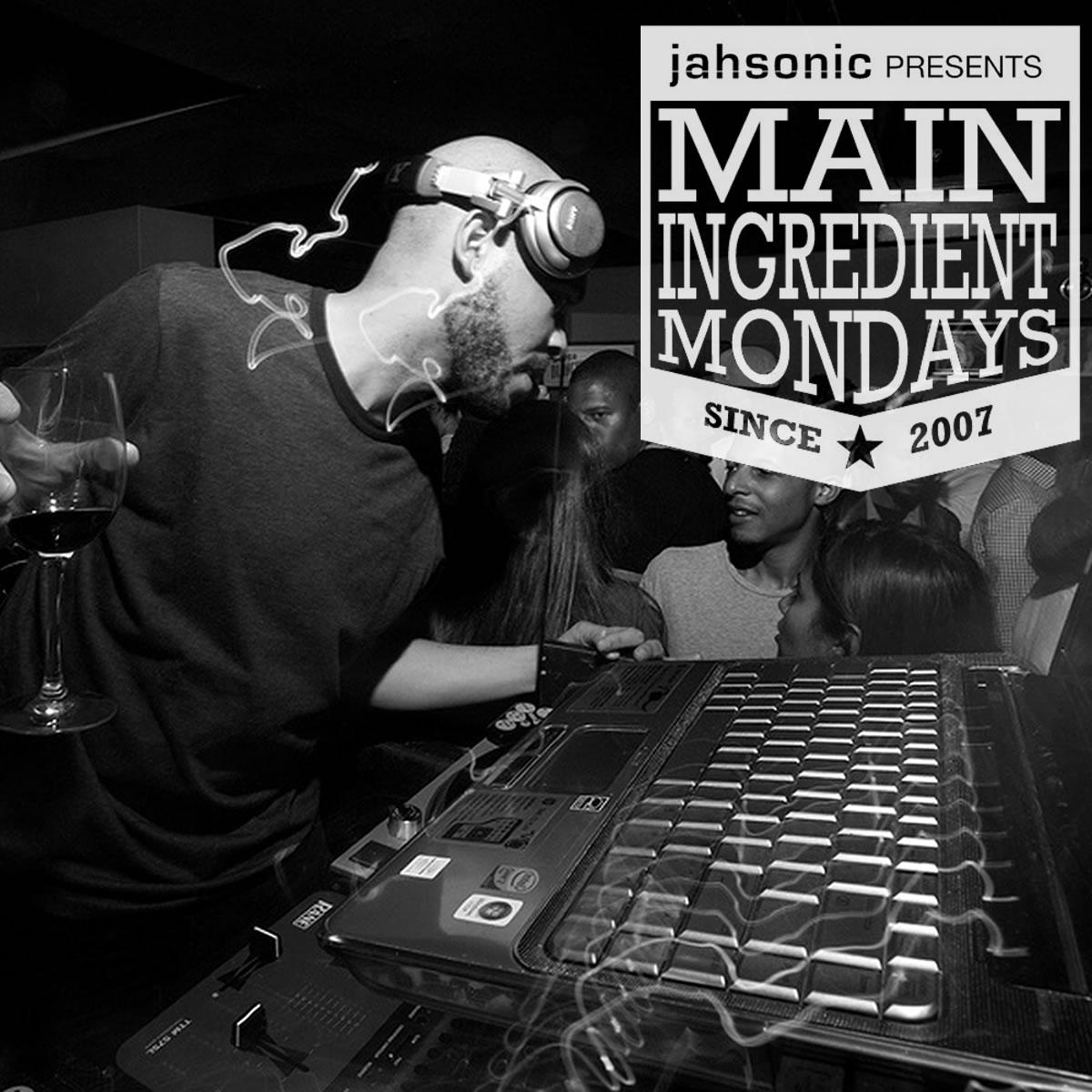 DJ Stylus at Main Ingredient Monday, Mon. 7/9