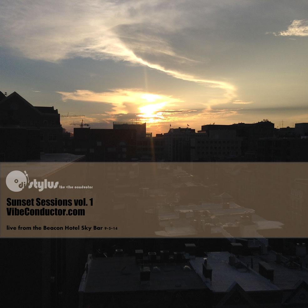 DJ Stylus - Sunset Sessions vol. 1